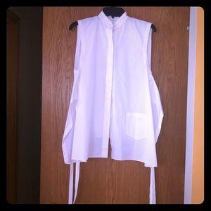 Helmut Lang Apron Shirt